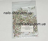 Камни Crystal AB микс размеров  1440 шт