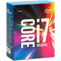 Процессор Intel Core i7 (LGA1151) i7-7700K, Box, 4x4,2 GHz (Turbo Boost 4,5 GHz), HD Graphic 630 (1150 MHz), L3 8Mb, Kaby Lake, 14 nm, TDP 91W