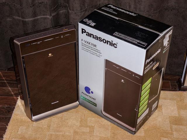 Мойка-увлажнитель воздуха Panasonic F-VXK70R-K