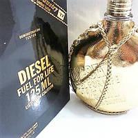"Туалетная вода в тестере DIESEL ""Fuel for Life Pour Homme (GOLD)"" 125 мл"