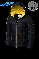 Демисезонная куртка мужская стильная с капюшоном размеры 46- 56
