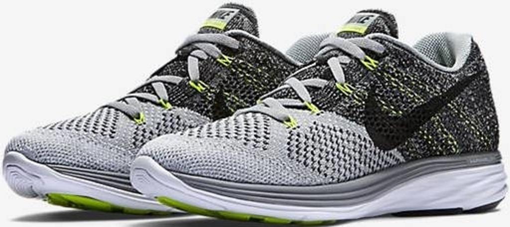 20c8fb01a5a Купить мужские кроссовки Nike Flyknit Lunar White/Grey в магазине  tehnolyuks.prom.ua