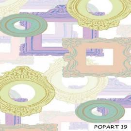 Ткани для штор Поп-Арт 19