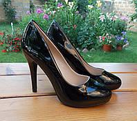 Модные стильные туфли женские р. (36-39), фото 1