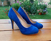 Модные стильные туфли женские р. 37