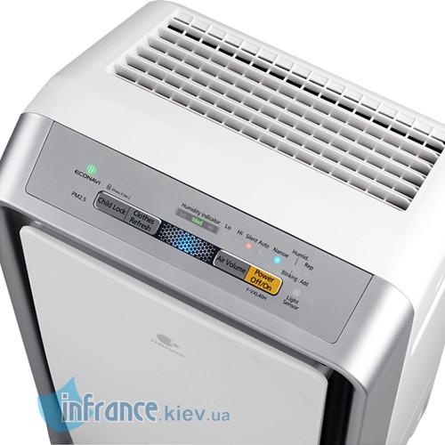 Мойка-увлажнитель воздуха PanasonicF-VXL40R-S