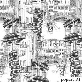Ткани для штор Поп-Арт 31