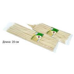 Палочки для шашлыка 20 см 100 шт