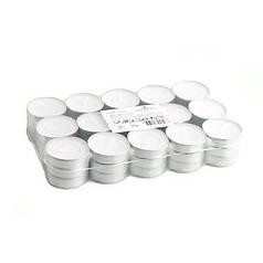 Свеча чайная - 50 шт./уп (в ассортименте)