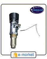 Терморегулятор REGULUS RT 3 термоклапан с реглятором - цепочкой для твердотопливных котлов