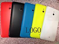 Задняя крышка Nokia 1320 Lumia, оранжевая, оригинал (Китай)