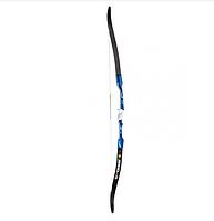 Спортивно-развлекательный лук Jandao 66/32 Blue-Q, алюминиевая рукоять.