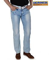 Джинсы подростковые светлые,брюки юниоры.