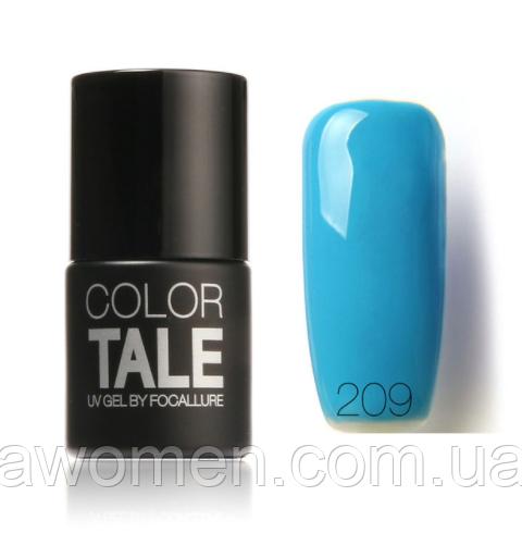Гель лак Focallure Tale Color № 209
