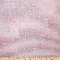 """Ткань для пэчворка и рукоделия американский хлопок """"Газетка"""", 32*55 см"""