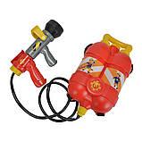 Водный пистолет с рюкзаком «Пожарный Сэм» (9250916), фото 2