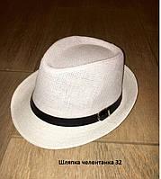 Шляпка челентанка 32