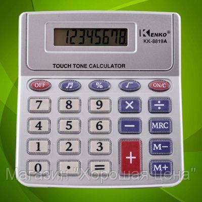 Калькулятор Kenko KK-8819-A, фото 2
