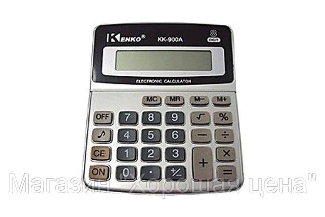Карманный калькулятор Kenko KK 900А, фото 2