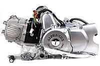 Двигатель Альфа/Дельта 50 см3 механика Аlpha-Lux