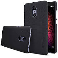 Nillkin XIAOMI Redmi Pro Black Super Frosted Shield Чехол Накладка Бампер