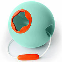 Quut - Ведёрко для воды Ballo, оранжево-голубое