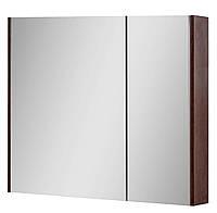 Зеркальный шкаф для ванной комнаты Сенатор Z-80 (без подсветки) Юввис