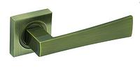 Дверная ручка Gamet Libra бронза