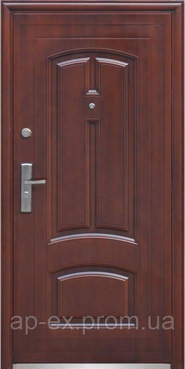Дверь входная Стандарт TP-C  12 автолак медь - APEX-ваш ONLINE-магазин. в Днепре