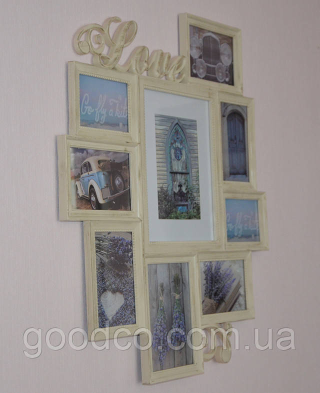 Мультирамка для фотографий (фото)