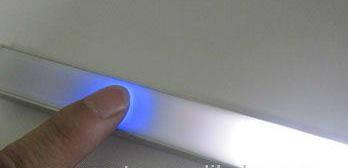 Диммер-выключатель сенсорный для LED ленты 12/24V 5А Код.57781, фото 2