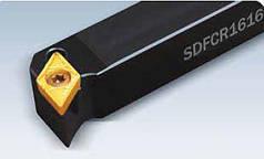 SDFCR1616H11 Резец проходной  (державка токарная проходная)