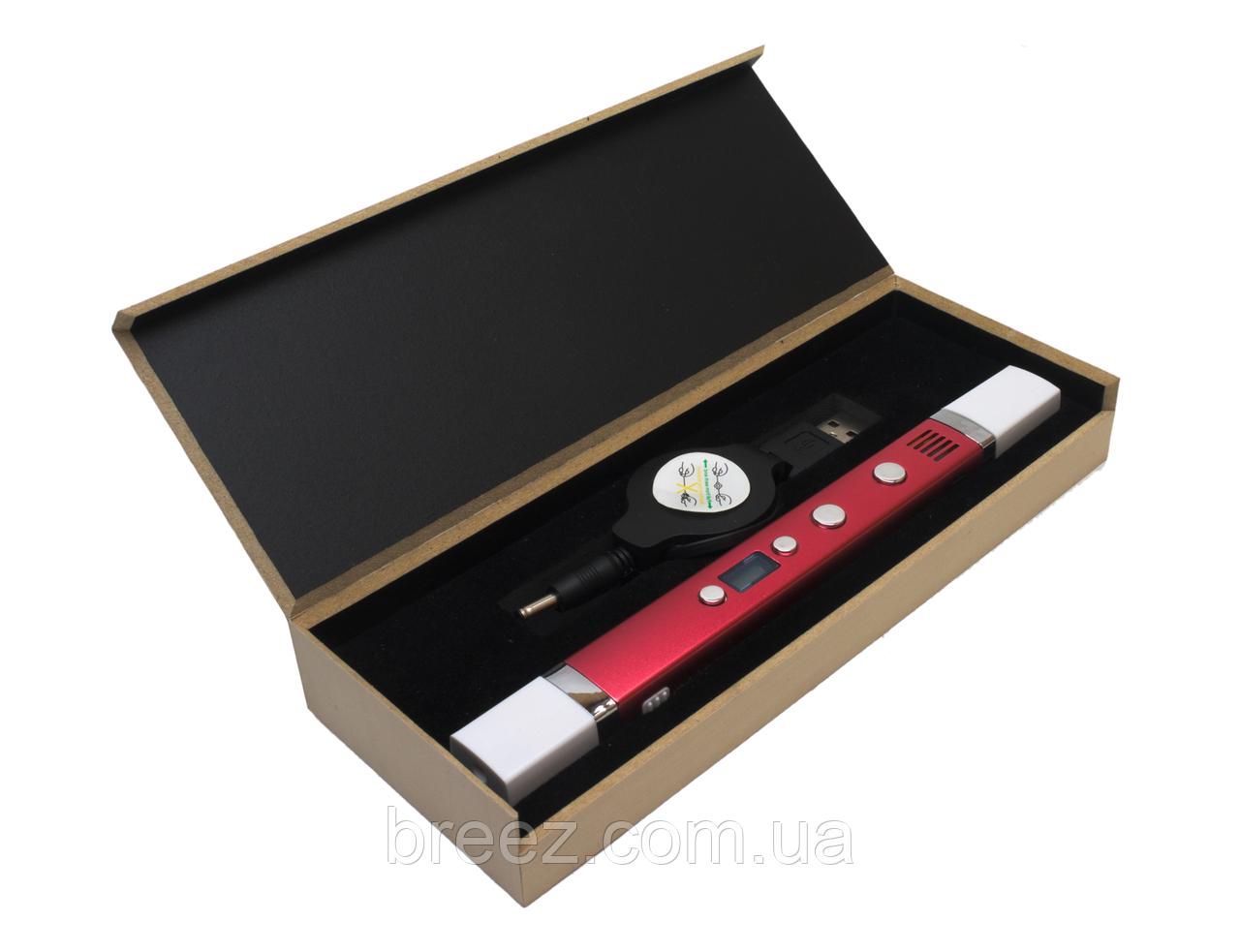 3D Ручка MyRiwell 4 Pro с LCD дисплеем, проволка в комплекте