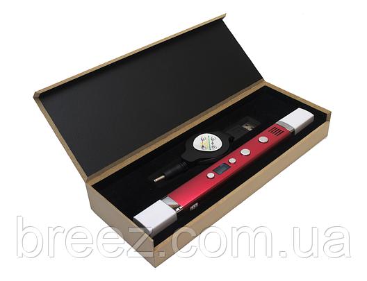 3D Ручка MyRiwell 4 Pro с LCD дисплеем, проволка в комплекте, фото 2