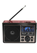 Радио RX 1417,Радиоприемник портативная колонка, фото 3