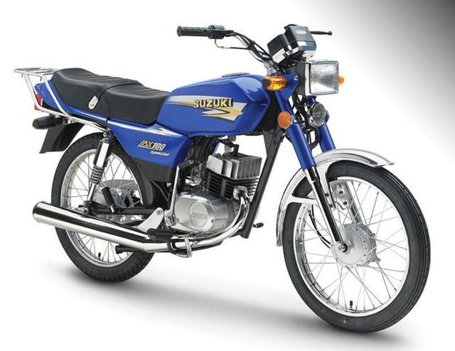 Запчасти для Suzuki AX100