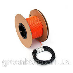 Нагревательный кабель Thermoval TV MC 18 7,5 м.п.(0,75 м.кв.)