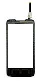 Сенсорний екран Lenovo A820 чорний, фото 2