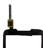 Сенсорний екран Lenovo A820 чорний, фото 3