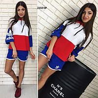Костюм женский Adidas 2102 НР