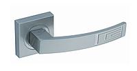 Дверная ручка Gamet Hydra кварцованый никель