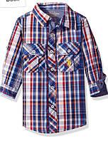 Рубашка с длинным рукавом для мальчика U.S. Polo Assn. (7 лет, 119-123см)