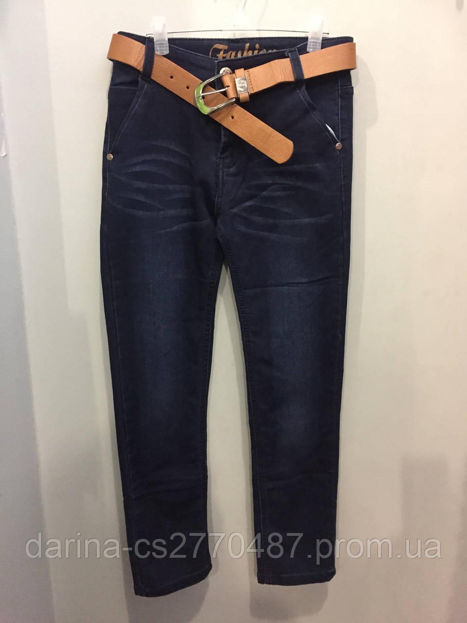 Подростковые джинсы для мальчика 134,158 см