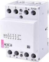 Контактор RD (Катушка AC/DC230V, 24V; Ток коммутации 20А, исполнение 1-модуль), ETI,