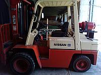 Автонавантажувач Nissan 40