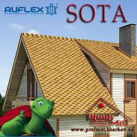 Битумная черепица Ruflex Sota, фото 1