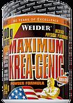 Weider Maximum Krea-Genic Powder 554g
