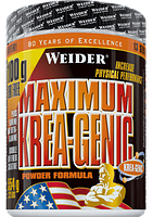 Weider Maximum Krea-Genic Powder 554g