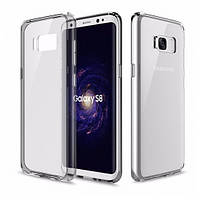 Панель Rock Pure Series (TPU+PC) для Samsung Galaxy S8 Plus Black