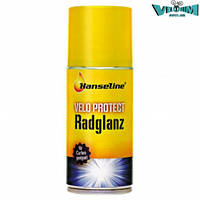 Средство для ухода за велосипедом Hanseline Velo Protect Radglanz, 150 мл